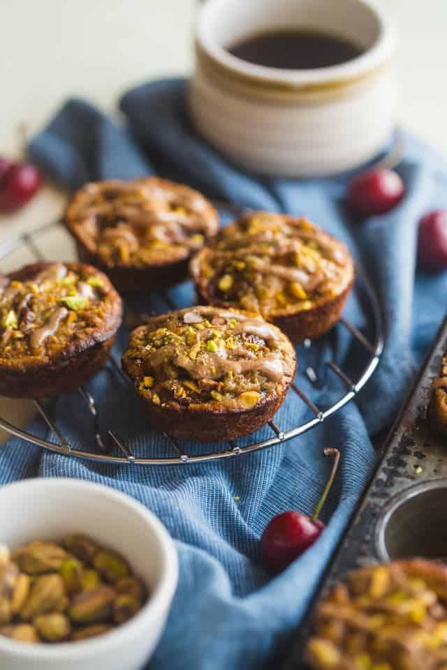Healthy Gluten Free Quinoa Muffins