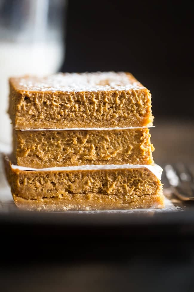 5 Health Benefits of Pumpkin + 6 Healthy Pumpkin Dessert Recipes - 5 reasons why you need to eat more pumpkin, and 6 delicious, healthy dessert recipes to try!   Foodfaithfitness.com   @FoodFaithFit