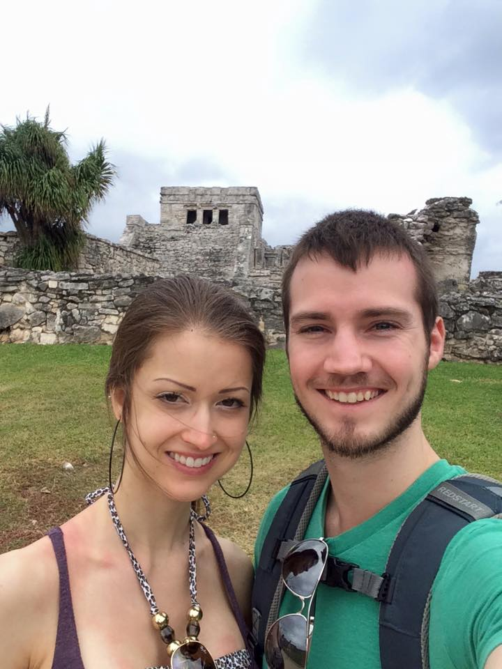 That time we saw the Mayan ruins