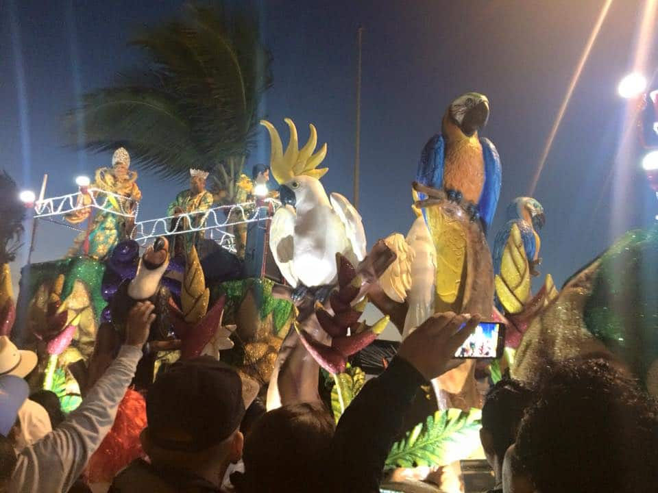 That time we accidentally went to Cozumel on their biggest holiday of the year, Carnival