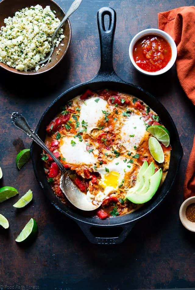 Mexican Shakshuka Recipe