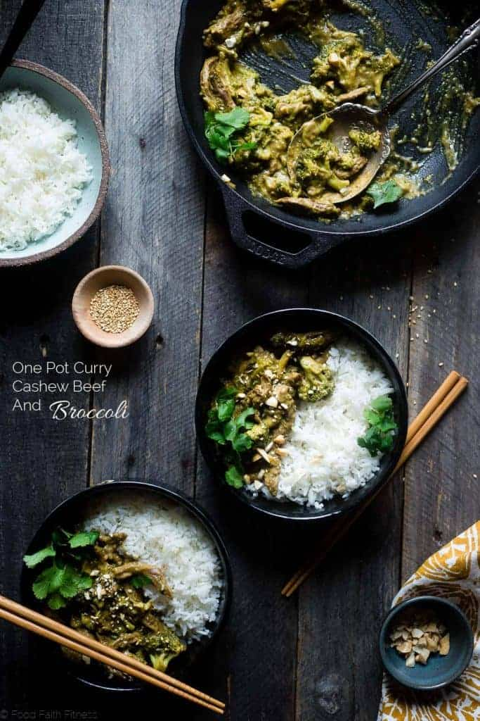 25 Easy Healthy 30 Min Meals - Need some healthy dinner ideas? These are all on the table in 30 mins or less and are family friendly! | Foodfaithfitness.com | @FoodFaithFit