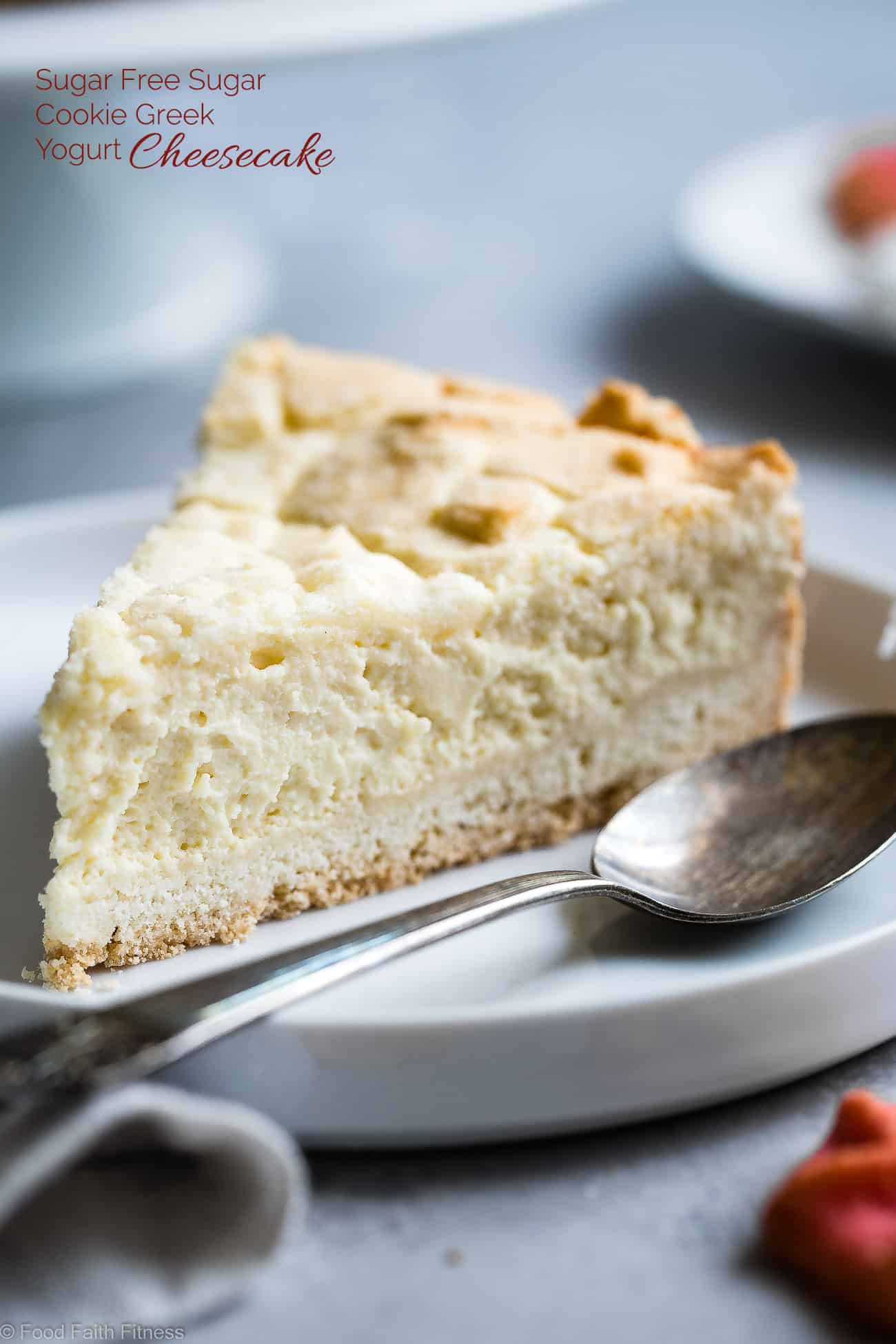 Healthy Cheesecake Recipe With Greek Yogurt