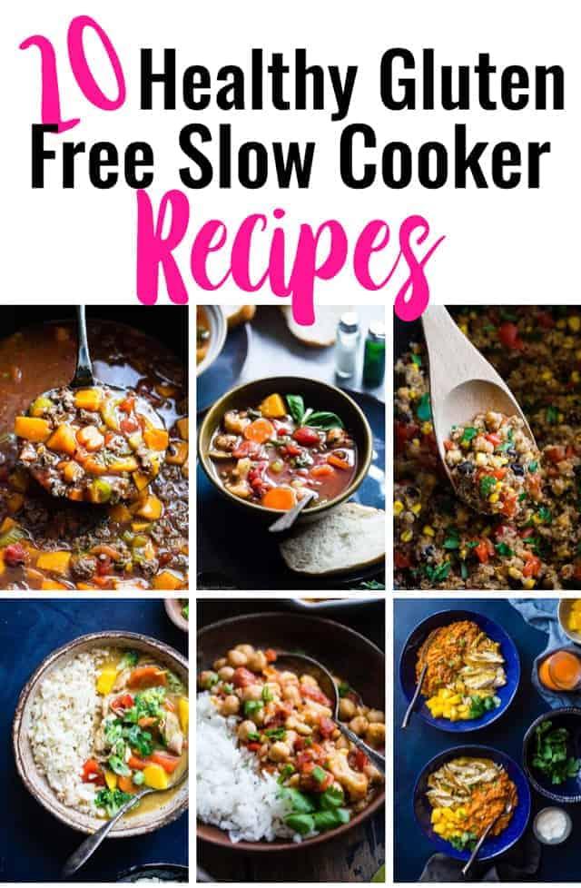20 Easy Healthy Crock Pot Meal Prep Recipes Food Faith Fitness