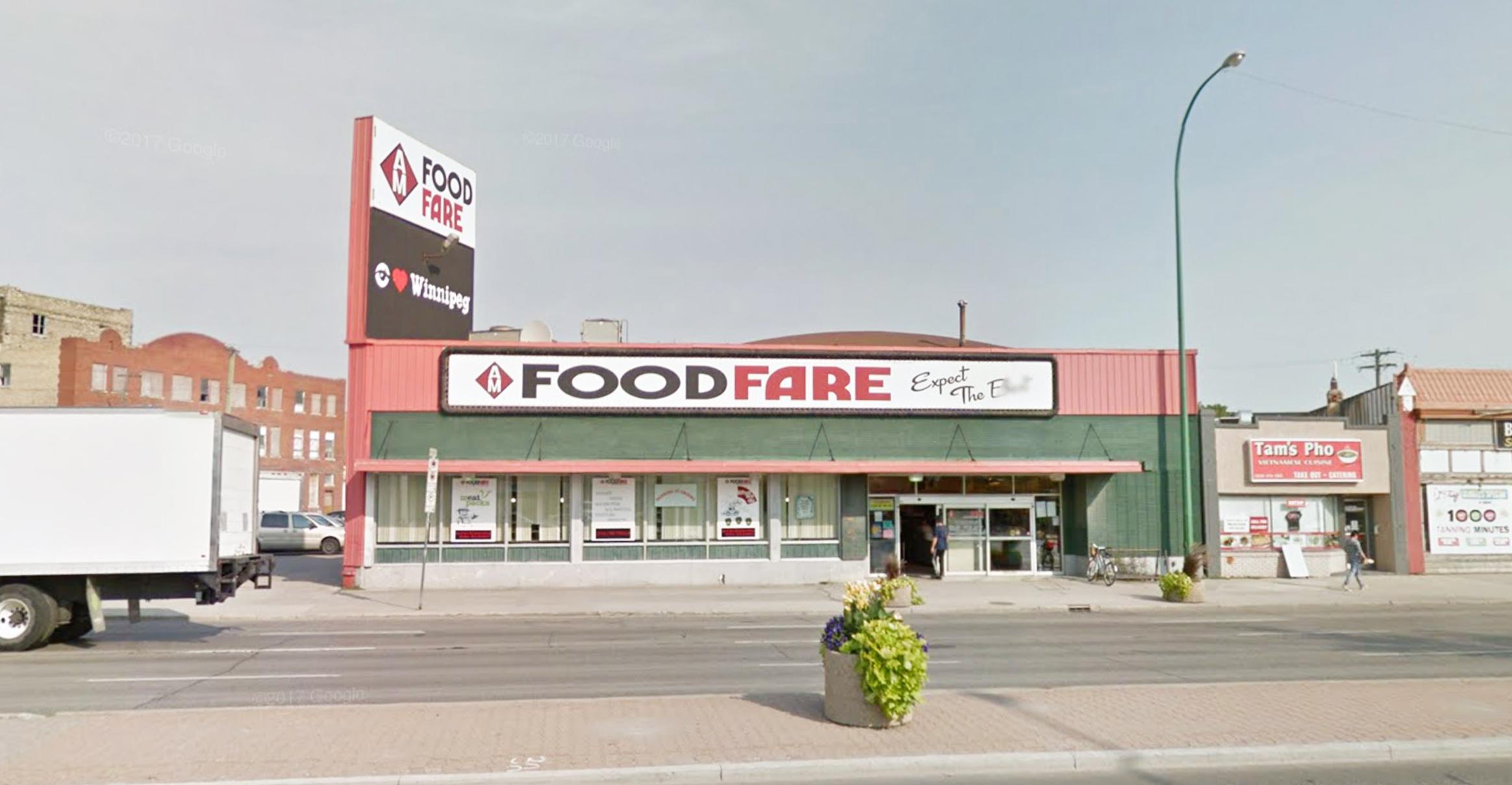 Food Fare Winnipeg Hours