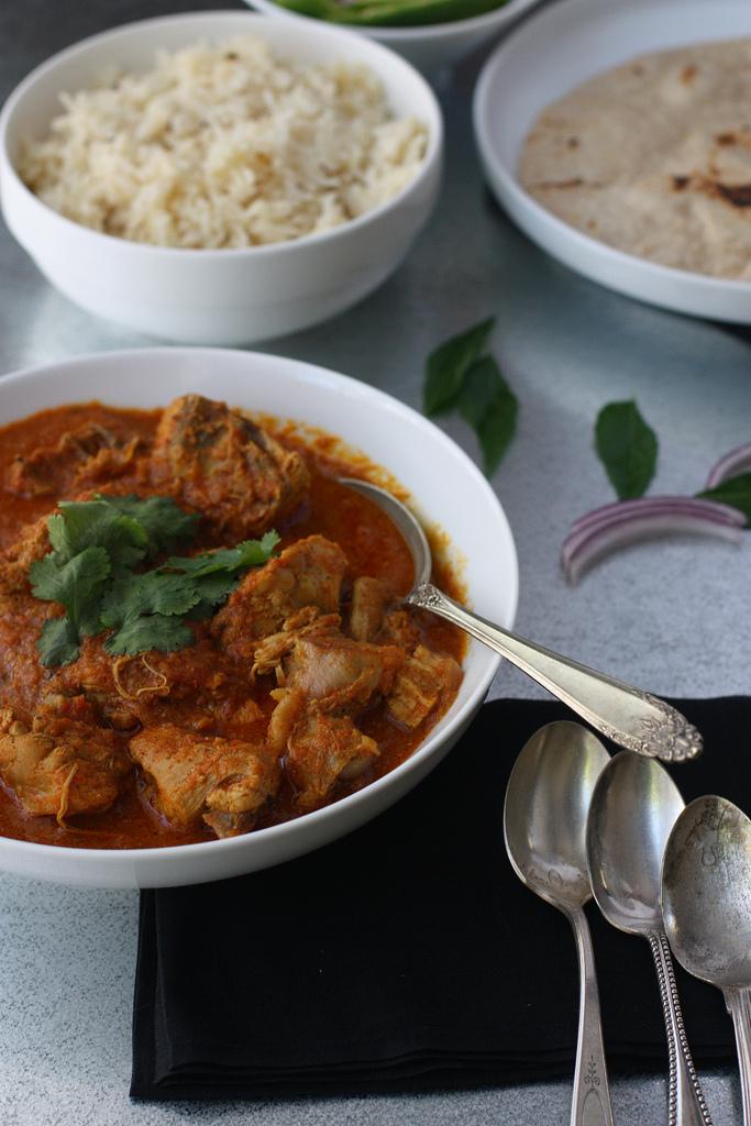 Achari Chicken 3