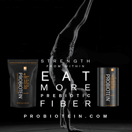 Strength From Within - Eat More Prebiotic Fiber