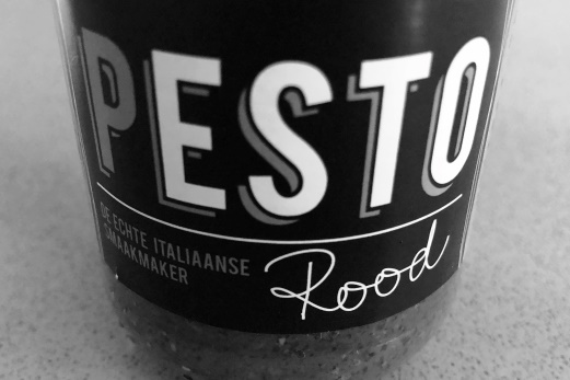 Potje rode pesto