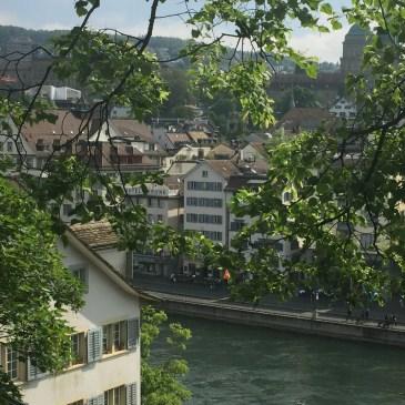 15 days in Switzerland and Austria-Part 1