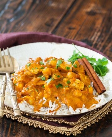 Leftover Turkey: Tikka Masala Recipe