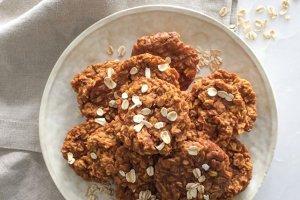 Gluten-Free Vegan Pumpkin Muffins