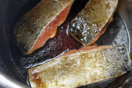 Vietnamese Caramel Salmon