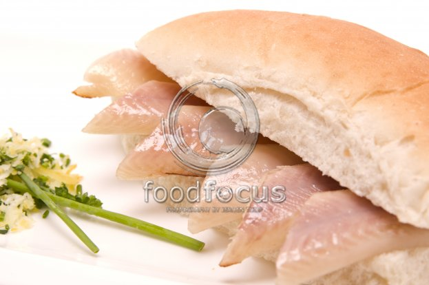 Broodje Paling - Foodfocus Photography