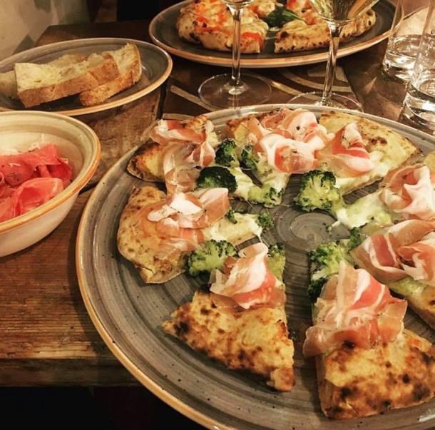 Pizza Crosta Milano