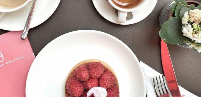 breakfast in milan - La Pâtisserie des Rêves. Copyright Food for Dummies