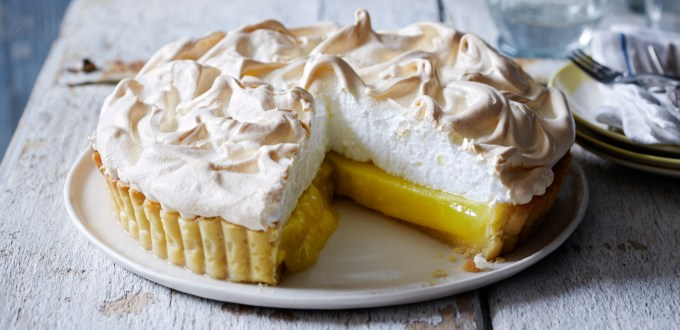 lemon meringue pie ricetta