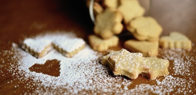 Pasta frolla per biscotti: la ricetta
