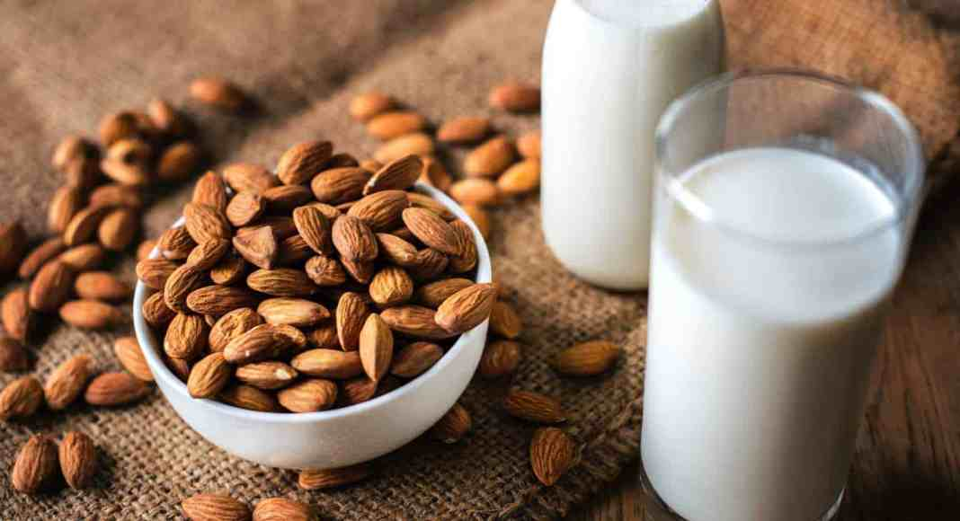 Almonds are concentrated in energy, protein, fibre, healthy fats and micronutrients.