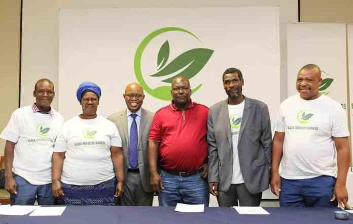 Black tobacco farmers in South Africa unite to form the Black Tobacco Farmers' Association (BTFA).