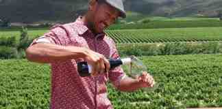 "Heinrich Bothman is a certified Cape Sommelier, wine evaluator and judge and is also known as the ""WineFarmacist""."