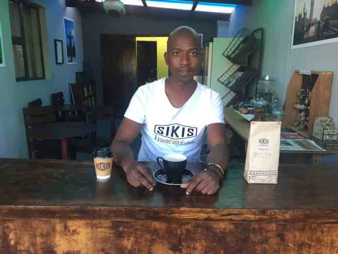 Siki's Koffie Kafe in Khayelitsha, Cape Town has been attracting a lot of attention since its launch in 2016.
