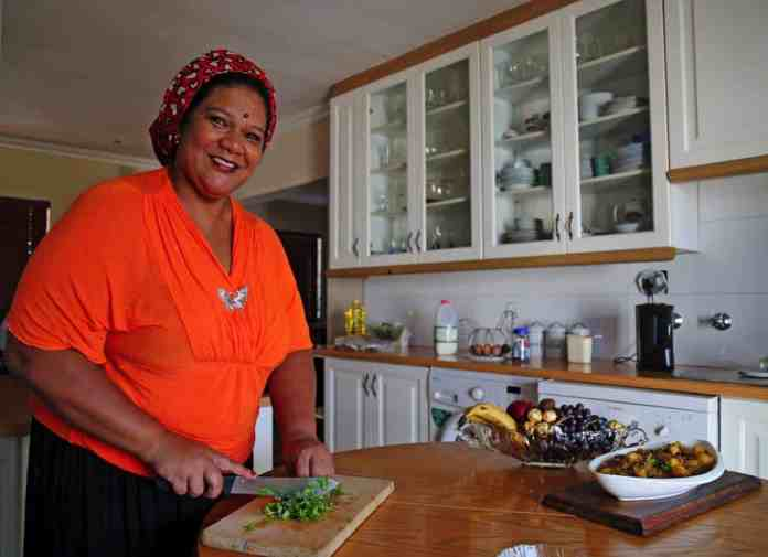 Fatima Sydow says her food journey is partly a celebration of her mother, Wasiela's, life.
