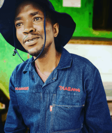 Makoloi is passionate about agriculture and wants share his knowledge with other upcoming farmers and teach young children about the industry.