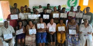 Old and young came out in their droves to attend the first leg of a series of citizen journalism workshops hosted by Food for Mzansi in the village of Mkhubiso in the Eastern Cape.