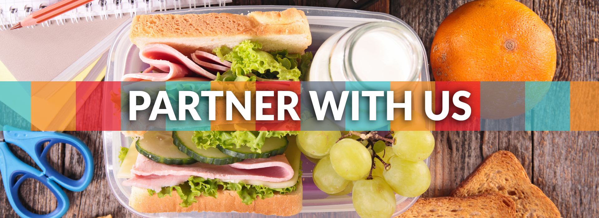 Partner With Us!
