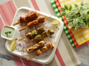 Beef Seekh Kabab – Food Fusion