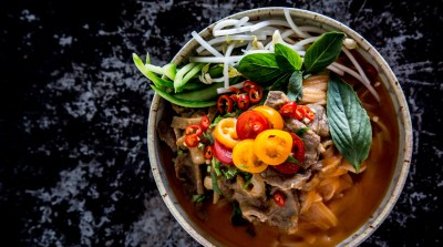 THE FOOD GAYS - Beef Satay Noodle Soup