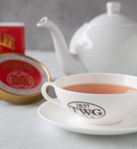 THE FOOD GAYS x TWG Tea