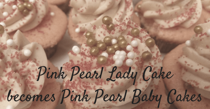 Pink Pearl Lady Cakebecomes Pink Pearl Baby Cakes