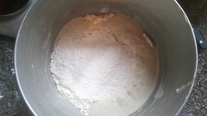 bubbly-dough
