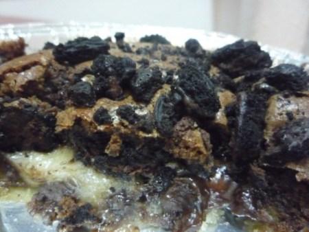 עוגת אוראו שוקולד צ'יפס בראוני