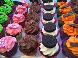 Bedazzled Cupcakes Food Gusto 2016