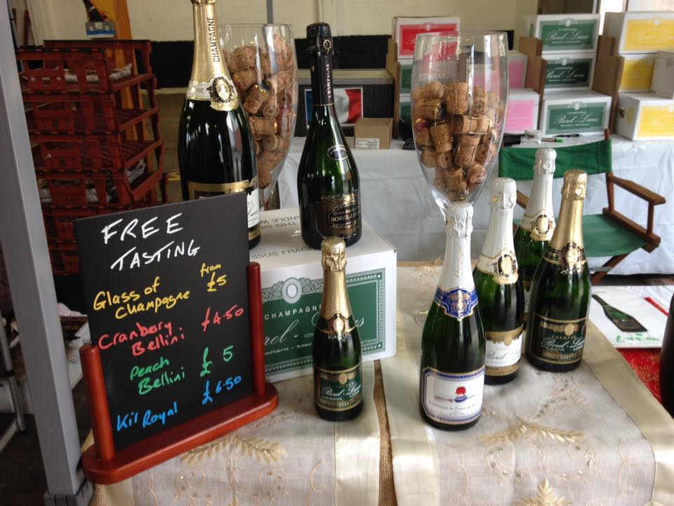 Champagne Occasions Food Gusto 2016