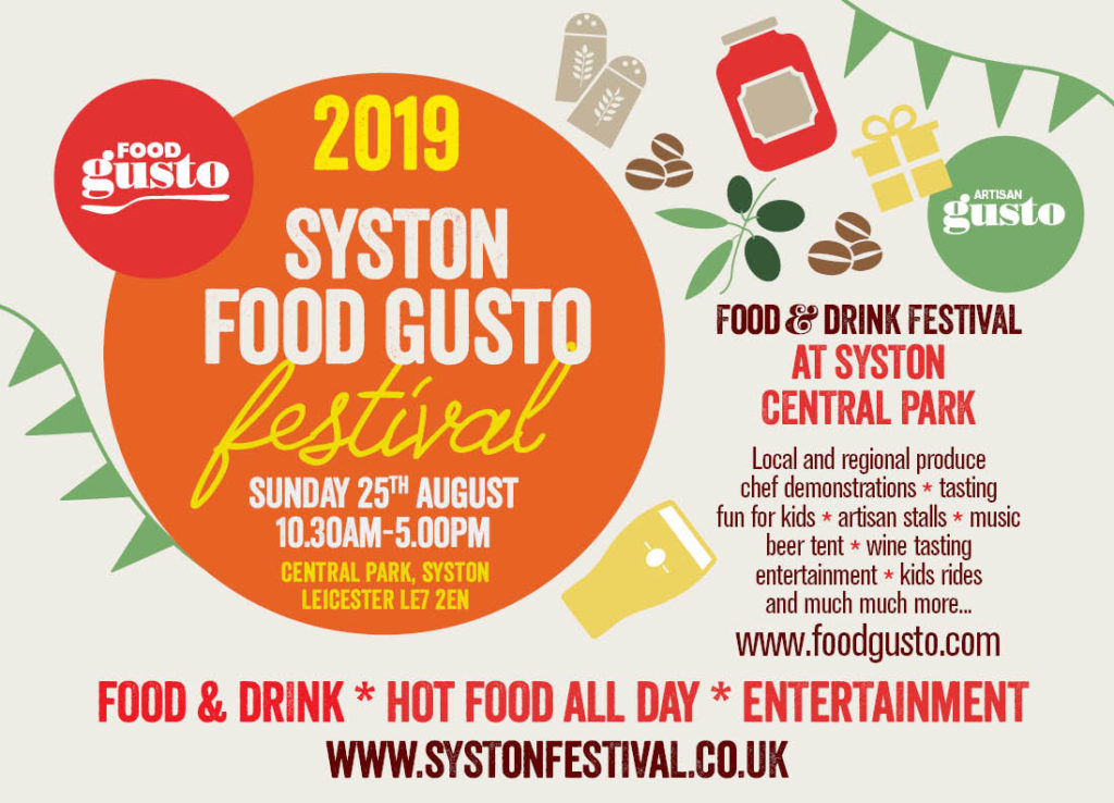 Syston Food Gusto Festival