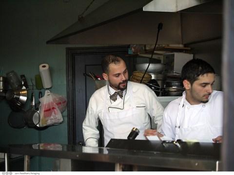 Manny S Kitchen Botrivier