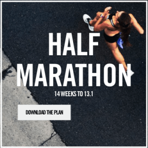half marathon to full marathon - planning your workouts