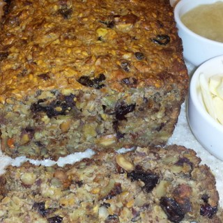 Healthy Nut Bread
