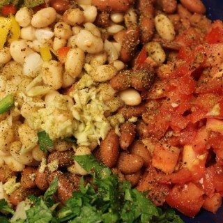 Bean Salsa or Bean Salad You Decide!