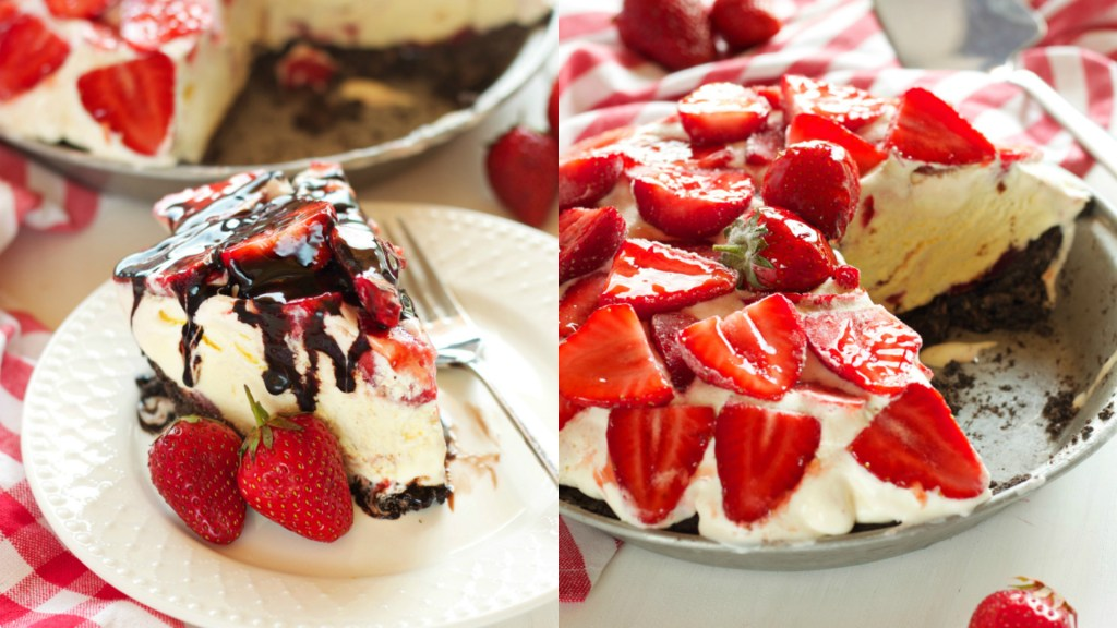 strawberry-cheesecake-ice-cream-pie-YouTube-thumbnail-1024x576 Strawberry Cheesecake Ice Cream Pie