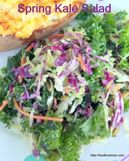 11 Spring Kale Slaw