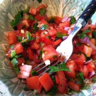 Linda's Homemade Salsa