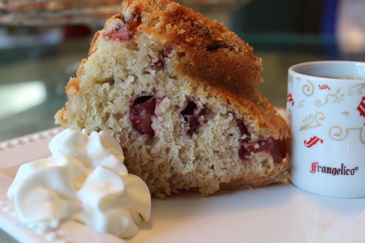 62 Decadent Strawberry Yogurt Cake for Breakfast