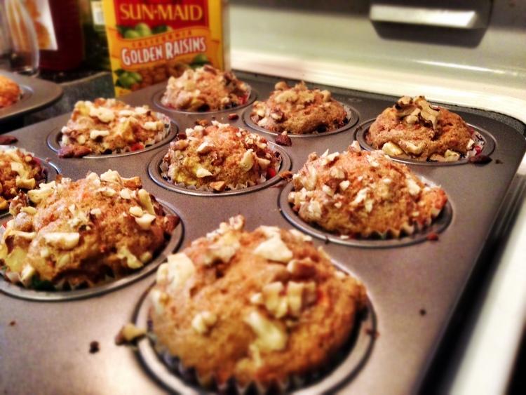 66 Morning Glory Muffins