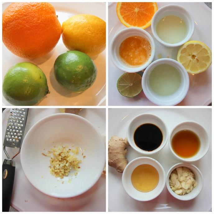 PicMonkey-Collage-1024x1024 Asian Citrus Salmon Salad