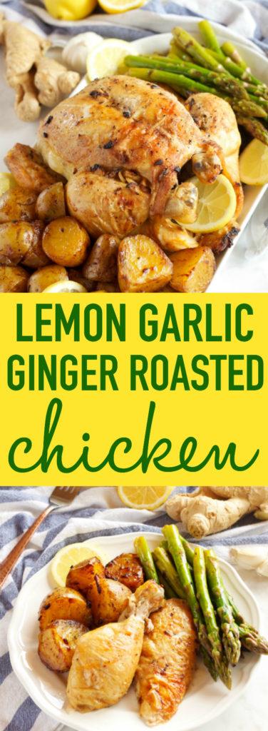 lemon-garlic-ginger-roasted-chicken-pinterest-376x1024 Lemon Garlic Ginger Roasted Chicken