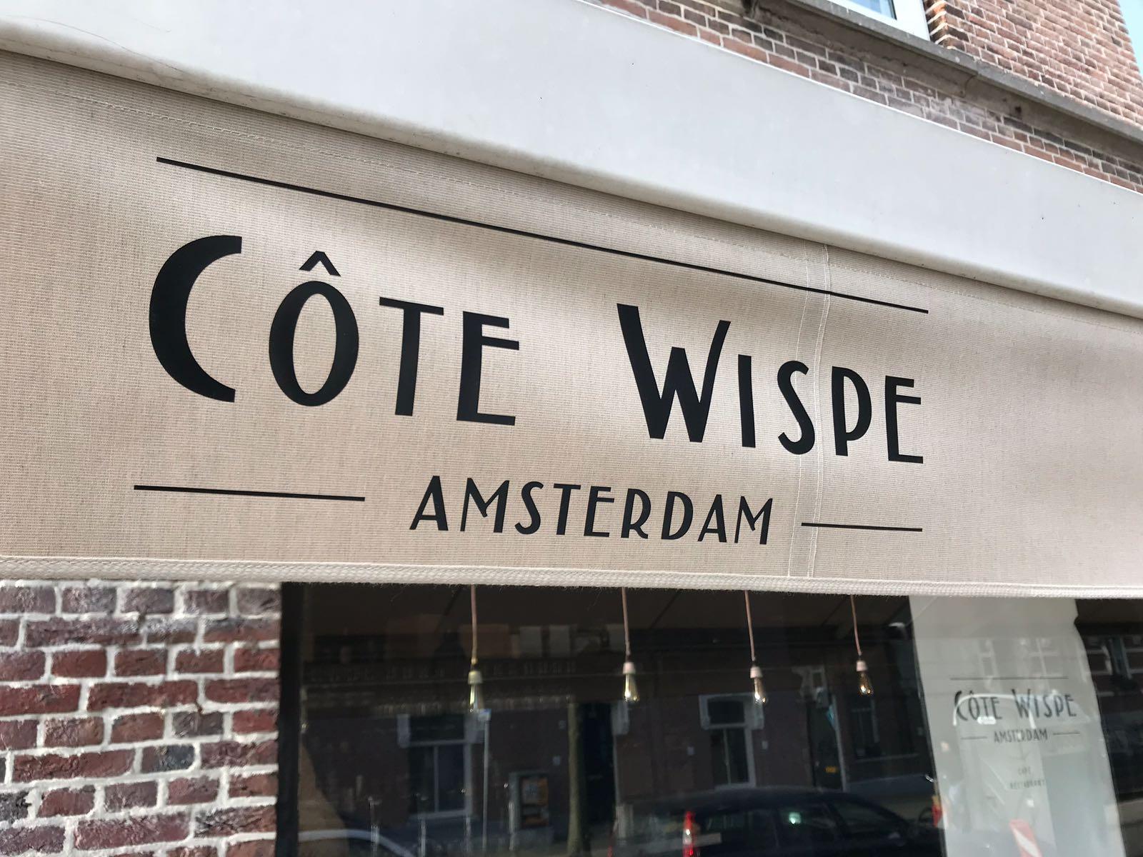 cote wispe Amsterdam